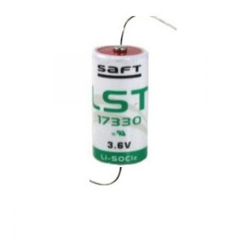 LST17330AX (With Axial Leads) Saft Lithium Battery - bbmbattery.ca