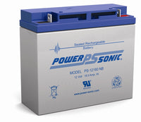 APC RBC39 - 12V / 18.0Ah S.L.A. Powersonic UPS Replacement Battery