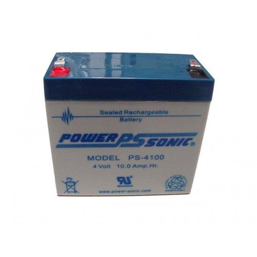Powersonic PS-4100 Sealed Lead Acid Battery