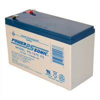APC RBC51 - 12V / 7.0Ah S.L.A. Powersonic UPS Replacement Battery