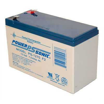 APC RBC110 - 12V / 7.0Ah S.L.A. Powersonic UPS Replacement Battery