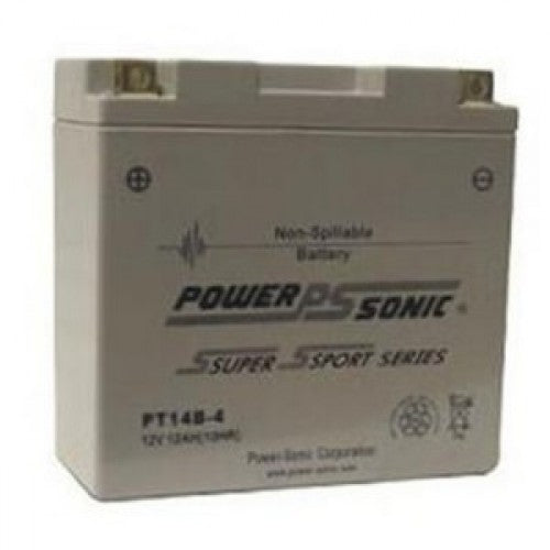 PT14B-4 / BBM14B-4 POWERSPORT BATTERY - bbmbattery.ca