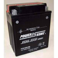 PTX14AH-BS / BBM14AH-BS POWERSPORT BATTERY - bbmbattery.ca