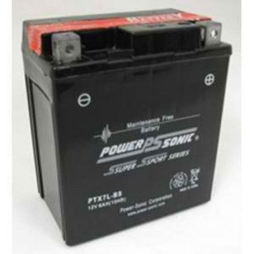 PTX7L-BS / BBM7L-BS POWERSPORT BATTERY - bbmbattery.ca