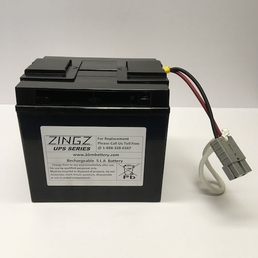 Tripp Lite RBC7A - ZINGZ Replacement Battery Pack for UPS Systems