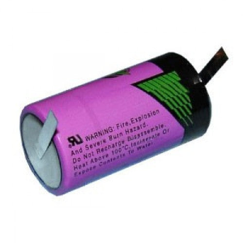 Tadiran TL-2200-T, TL-2200/T Lithium Cell With Solder Tabs - bbmbattery.ca