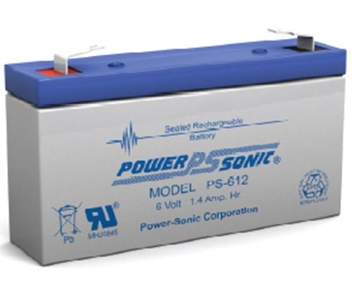 Powersonic PS-612 Sealed Lead Acid Battery