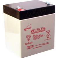 Enersys, Genesis NP5-12,  12V 5Ah Sealed Lead Acid Battery