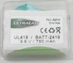 ATT-E2100 Series replacement battery for cordless phone