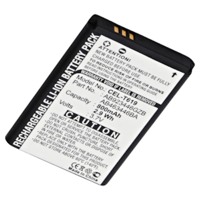 Samsung SGH-T201 (CEL-T619) Battery Replacement
