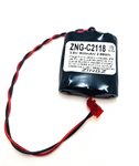 Kenall C-2118, C-2119 Battery Replacement for Exit Signs