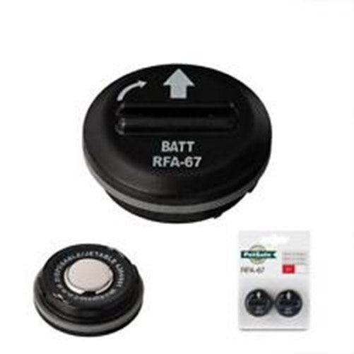 PetSafe Dog Fence Batteries for RFA-67D-11 and Others -Pack of 2 Batteries - bbmbattery.ca