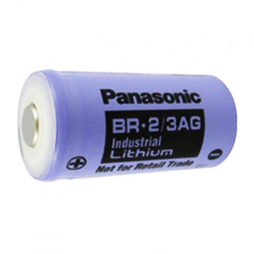 PANASONIC br-2/3ag Cylindrical Lithium Batteries - bbmbattery.ca