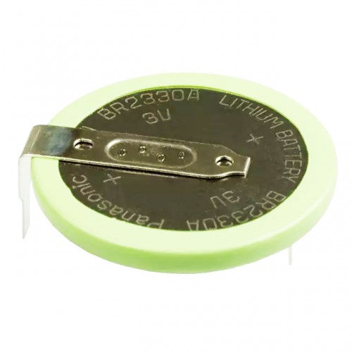 BR-2330A/HDN Lithium Battery Non-Rechargeable (Primary) 3V / 255mAh Coin Cell - P026-ND - bbmbattery.ca