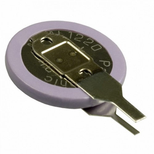 ML-1220/V1AN - Rechargeable Lithium Coin Cell - bbmbattery.ca