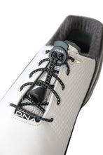 Elastic No-Tie Reflective Shoe Laces with Spring Lock System