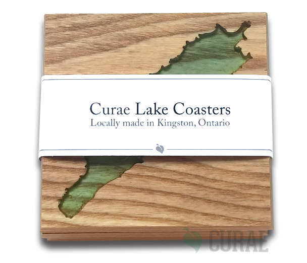 Silver Lake 1 Coaster Set - Curae