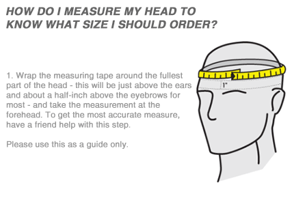 Answer Adult Helmet Sizing Chart
