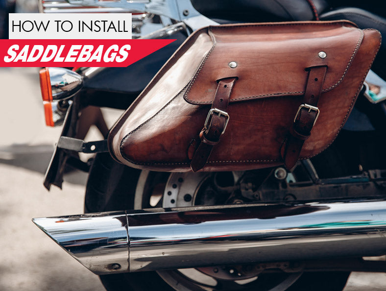 How To Install Saddlebags