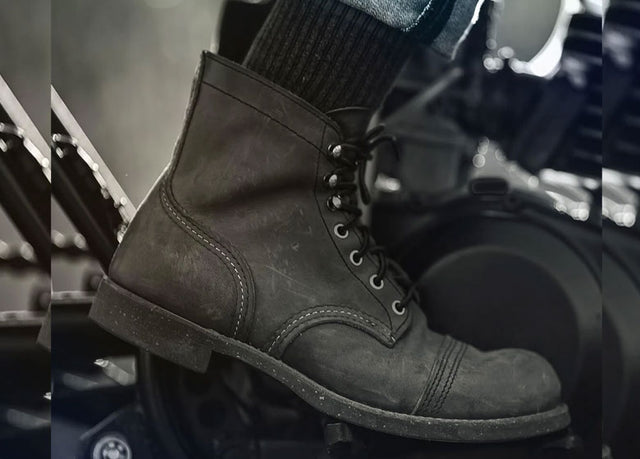 Motorcycle Boots Collection