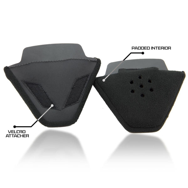 Outlaw 061 Audio Speaker Ear Insert Comfort Pads - Outlaw Helmet Accessories