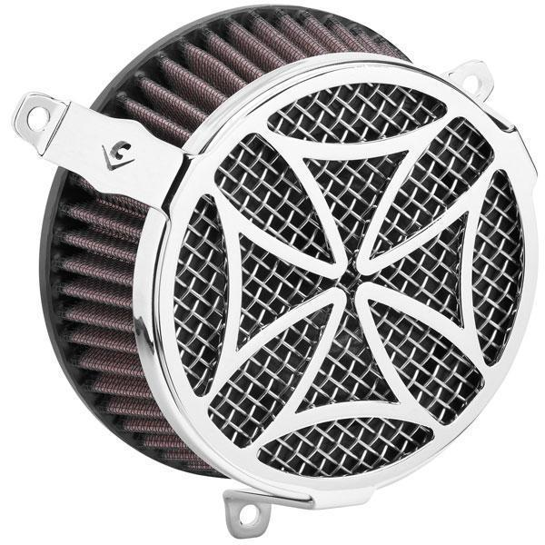 Cobra Cross Air Cleaner for Harley Davidson 2008-13 FLH, FLT models - N/A