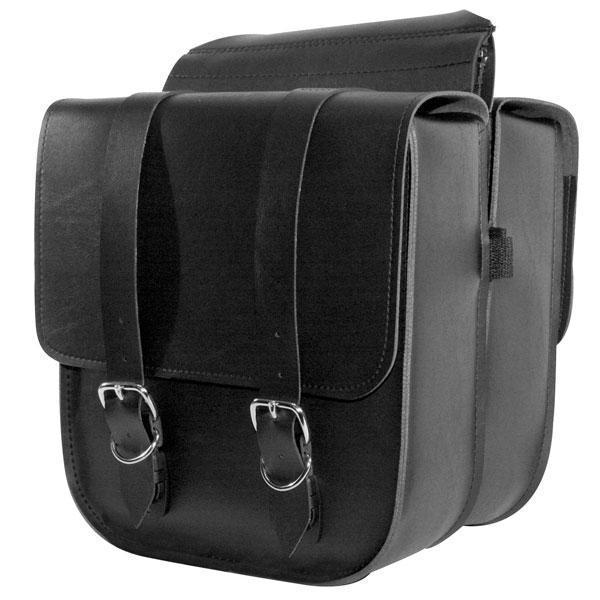 Willie and Max Standard Saddlebags - N/A