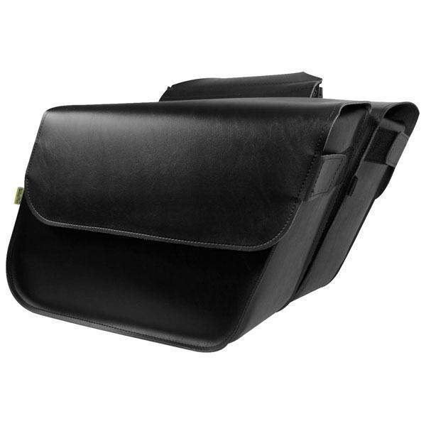 Willie and Max Raptor Super Slant Saddlebags - N/A