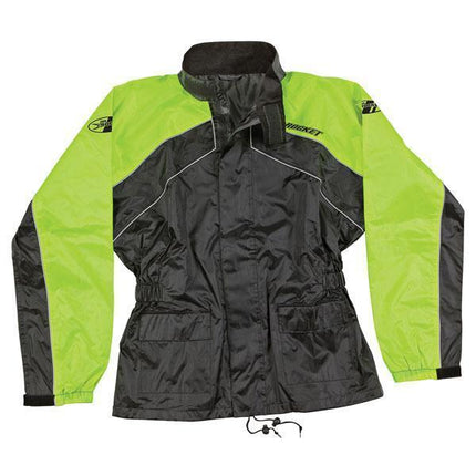 Joe Rocket 'RS-2' Mens Hi-Visibility Yellow Rain Suit