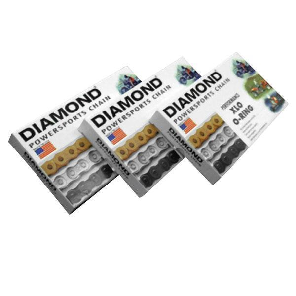 Diamond Rear Chain 20 Pack Connecting Links 530STD Standard