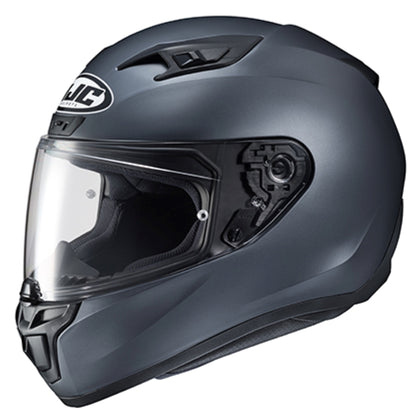 HJC i10 Semi-Flat/Matte Anthracite Full Face Helmet - HJC Full Face Helmets