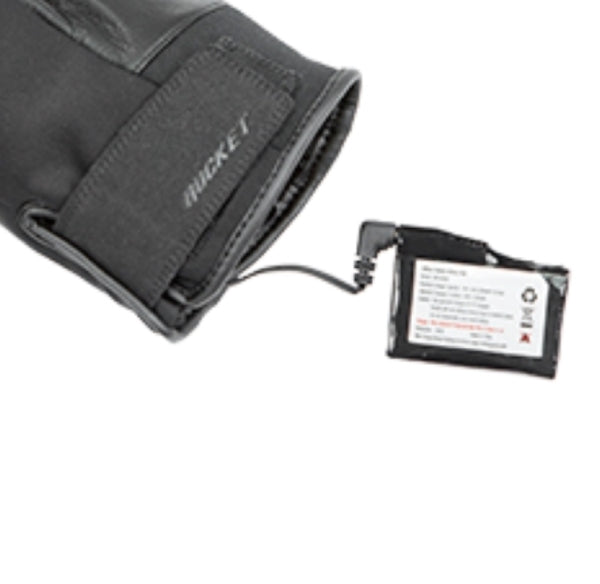 Joe Rocket Burner Heated Lite Gloves Replacement Battery Pack - Joe Rocket Heated Gloves Battery