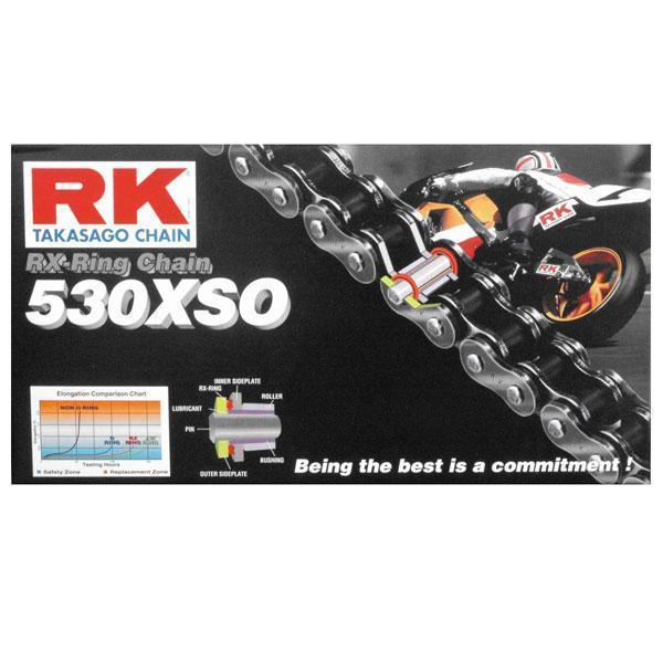 RK 530XSOZ1 RX-Ring 118 Link Chain