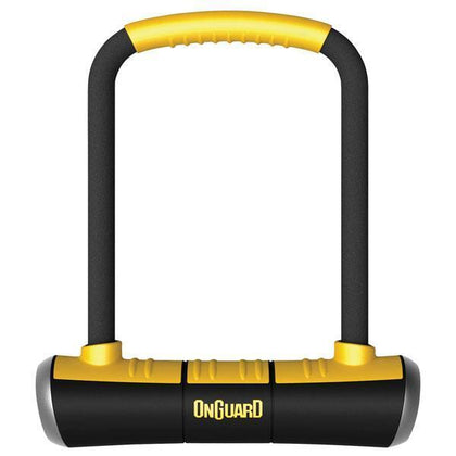 Onguard Brute Series STD 16.8mm U-Lock, 4.4in. x 8in.