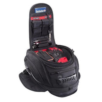 Cortech 'Super 2.0' 18-Liter Sloped Black Magnetic Mount Tank Bag