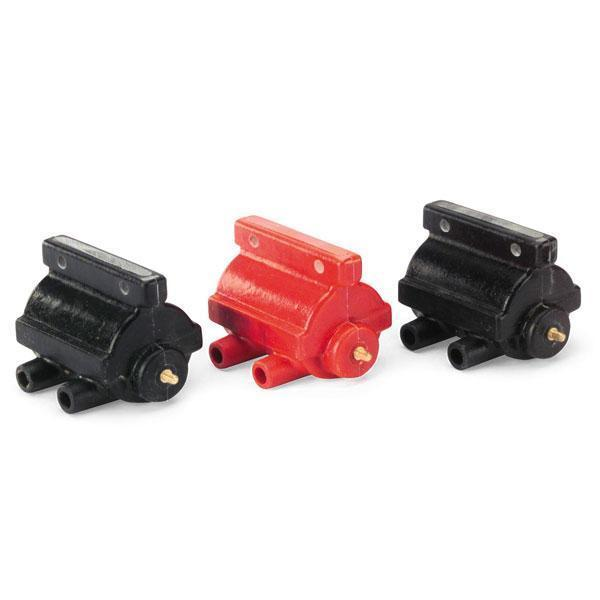 Twin Power High Performance Red Ignition Coils for Harley Davidson 1985-2003 Big Twin, 883, 1200 XL (exc. 98-03 1200S FI, 99-05 Twin Cam, FI models)