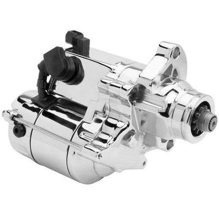Twin Power Chrome 1.4kW Starter for Harley Davidson 1981-2013 Sportster