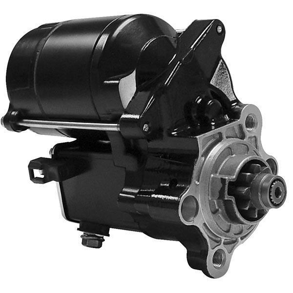 Twin Power Prestolite Black Starters for 1967-1983 FXR