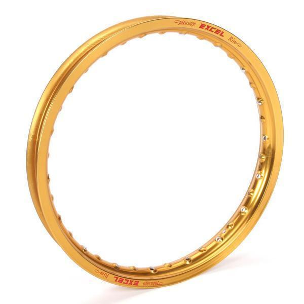 Excel Takasago Rear Gold Rims for 1991-2012 KTM 125 EXE