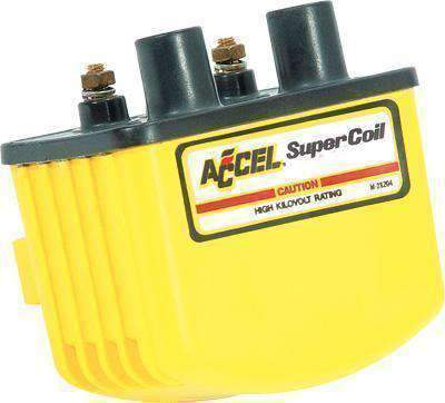 Accel 3 0 Ohm Single Fire Super Coil for Harley Davidson 1936-2006 Twin Cam  models