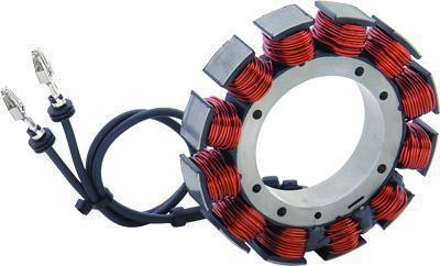 Accel 32 Amp Unmolded Lectric Stator for Harley Davidson 2000 Softail, 1999-2003 Dyna models - N/A