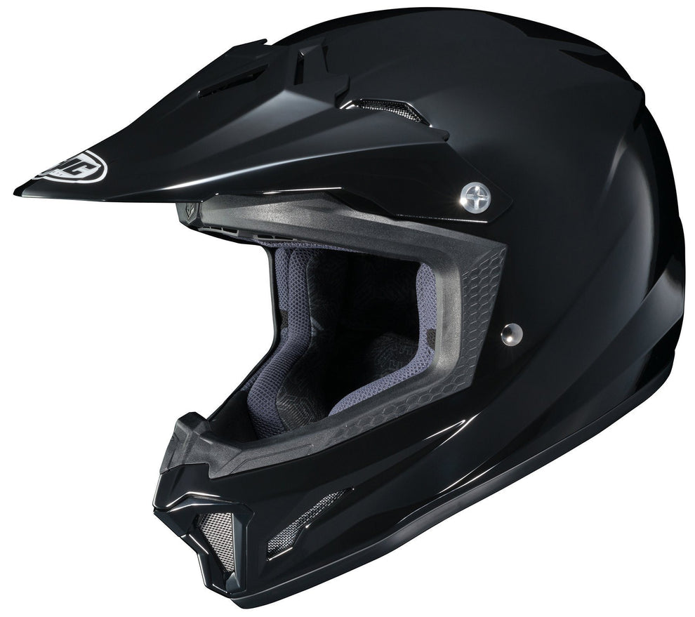HJC CL-XY 2 Youth Black Motocross Helmet