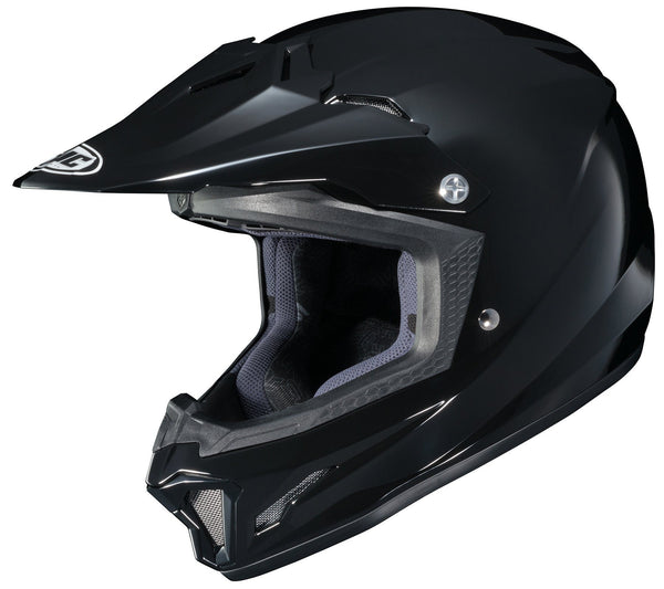 HJC CL-XY 2 Youth Black Motocross Helmet - N/A