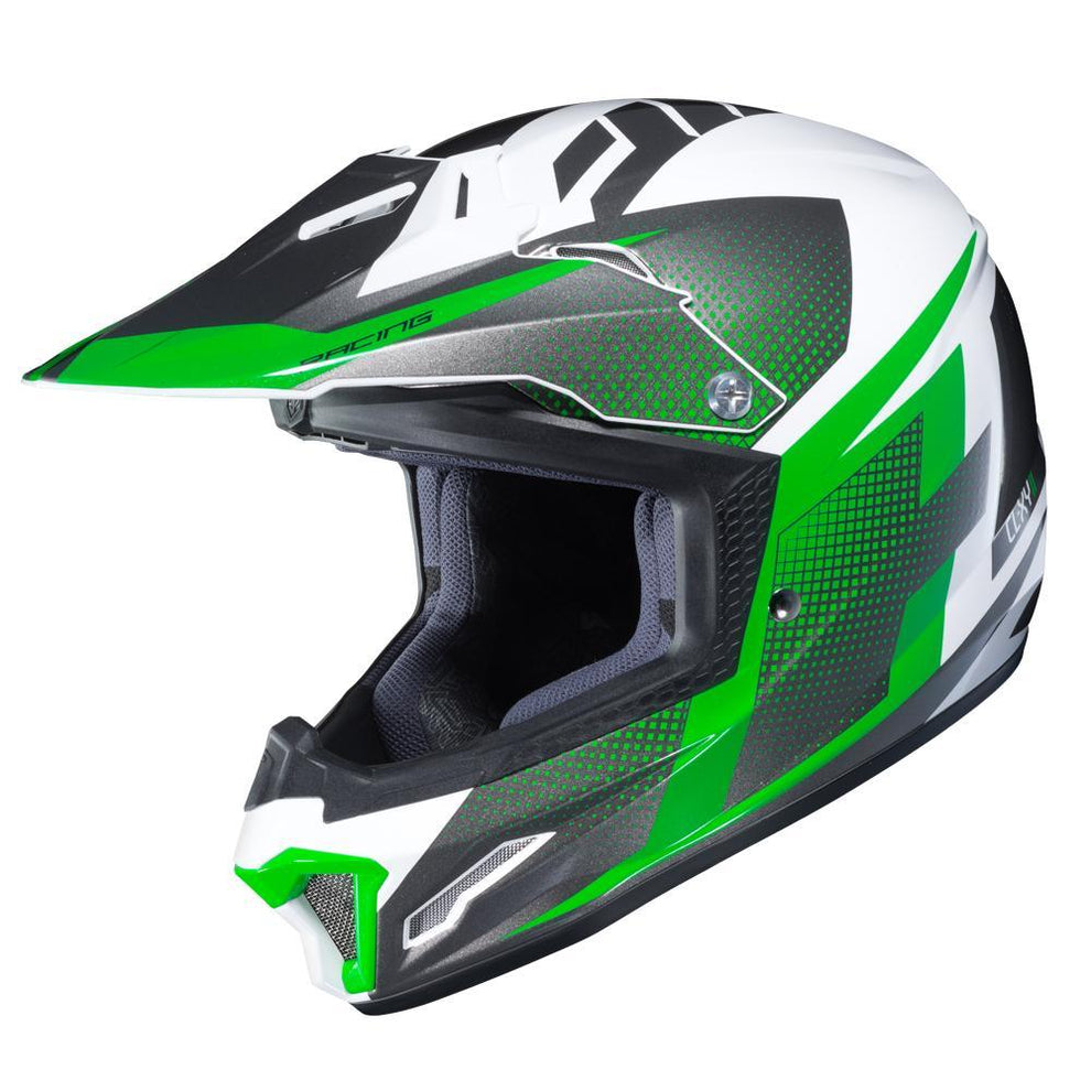 HJC Youth CL-XY II  MC-4 Argos Off Road Moto Cross Motorcycle Helmet