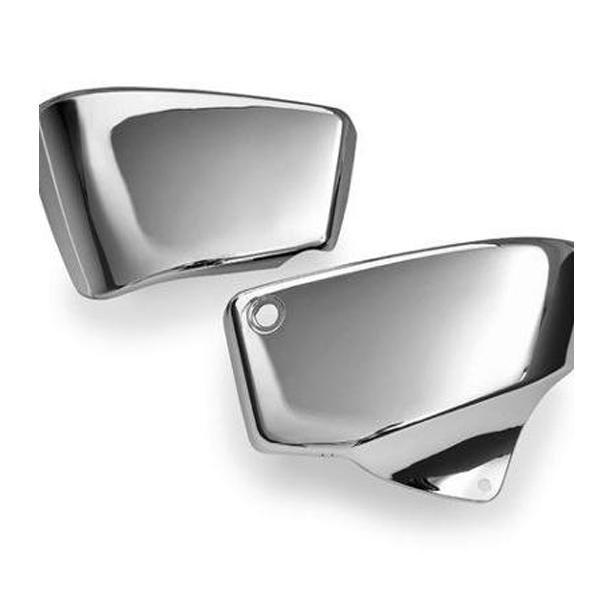 Show Chrome Accessories Side Covers for 1996-2013 Yamaha XVZ1300A Royal Star (3-Piece Set)