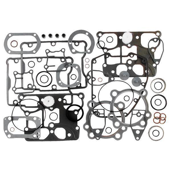 Cometic Gaskets Top End Gasket Kit, STD Bore for Harley Davidson 1984-91 Evolution Big Twin