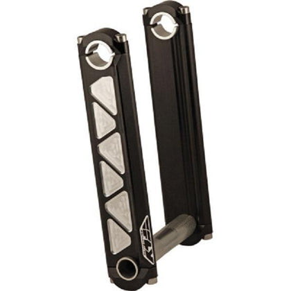 Fly Racing Fixed 4 in. Height Tech Risers - N/A