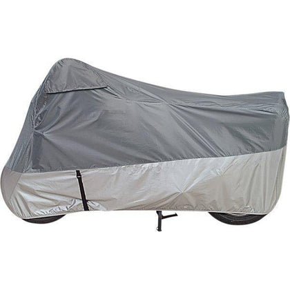 Dowco Guardian UltraLite Plus Motorcycle Cover for Large Touring bikes - Gray / X-Large - N/A