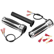 Show Chrome Accessories Comfort Grips for 2006-2010 Honda GL1800 Gold Wing Audio/Comfort/Navi/ABS