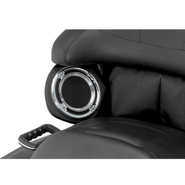 Kuryakyn Rear Speaker Accent for Harley Davidson 1998-2013 FLHTCU, FLHTK, FLTRU